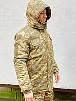 """Бушлат зимний ВСУ """"Украинский пиксель"""", фото 2"""