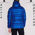 Куртка пуховик мужская Karrimor из Англии - зимняя на гусином пуху, фото 6