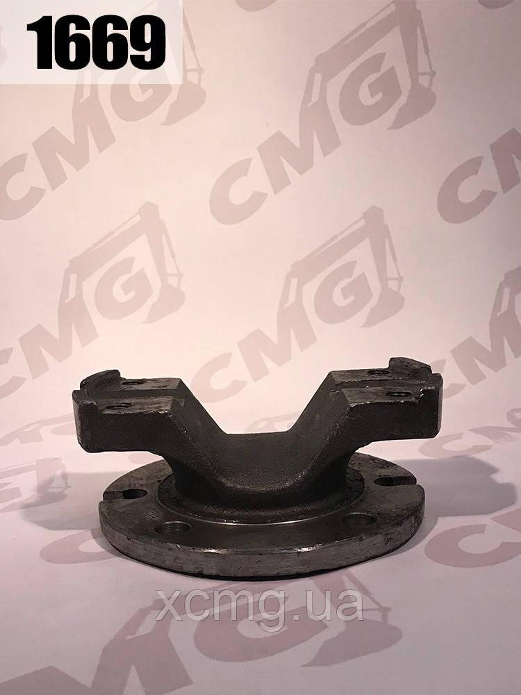 Фланець кардана среднього мосту фронтального навантажувача ZL50G XCMG