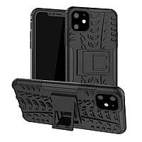 Чехол Armor Case для Apple iPhone 11 Black
