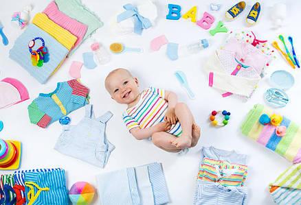 Что нужно малышу в первый месяц жизни