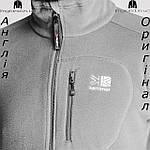 Кофта чоловіча Karrimor з Англії - флісова, фото 6