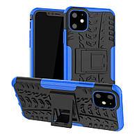 Чехол Armor Case для Apple iPhone 11 Blue
