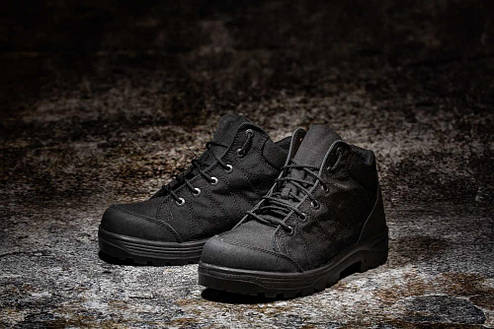 "ZENKIS ботинки милитарные ""GOPAK-S-SG 2GEN"" (SG1-520) BLACK, фото 2"