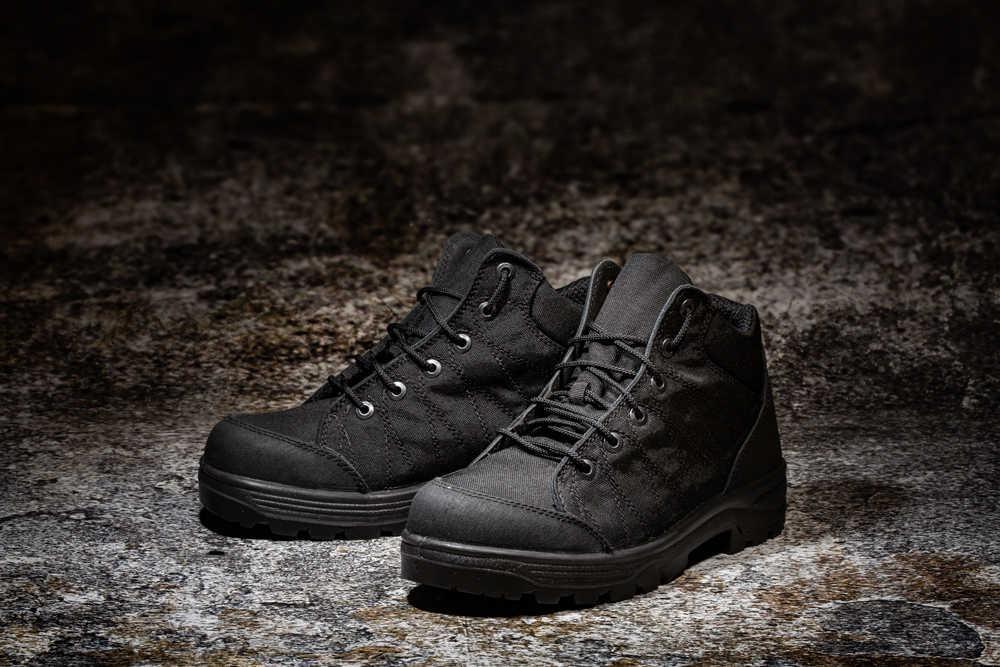 """ZENKIS ботинки милитарные """"GOPAK-S-SG 2GEN"""" (SG1-520) BLACK"""