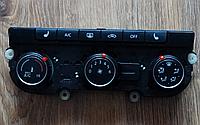 Управление климат контролем VW Passat B7 USA 1.8 TSI 2012-2015 USA
