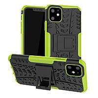 Чехол Armor Case для Apple iPhone 11 Lime
