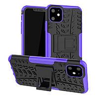 Чехол Armor Case для Apple iPhone 11 Violet