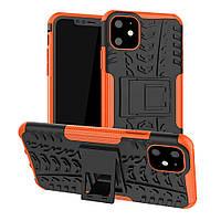 Чехол Armor Case для Apple iPhone 11 Orange