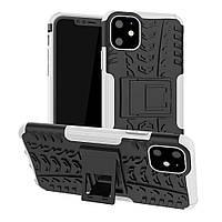 Чехол Armor Case для Apple iPhone 11 White