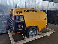 Компрессор передвижной Kaeser M27 РЕ