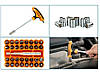 Набор инструментов JAKEMY JM-6106 43 в 1, фото 3