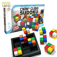 Гра-головоломка Color Cube Sudoku 57832