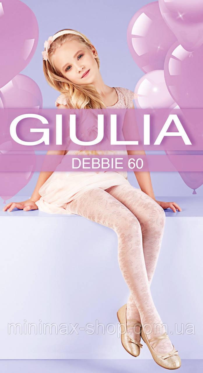 Колготки детские Джулия Debbie 60, модель 2