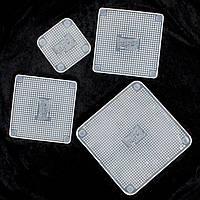 Набор силиконовых крышек для хранения продуктов Supretto (4685)