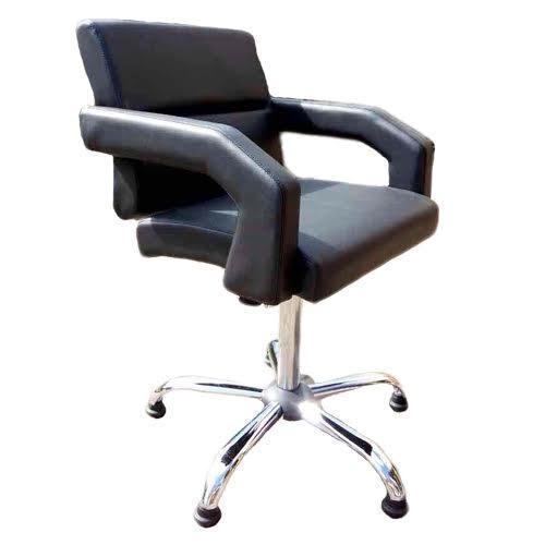 """Крісло перукарське з фігурними підлокітниками """"Колібрі"""" меблі крісла для салонів краси"""