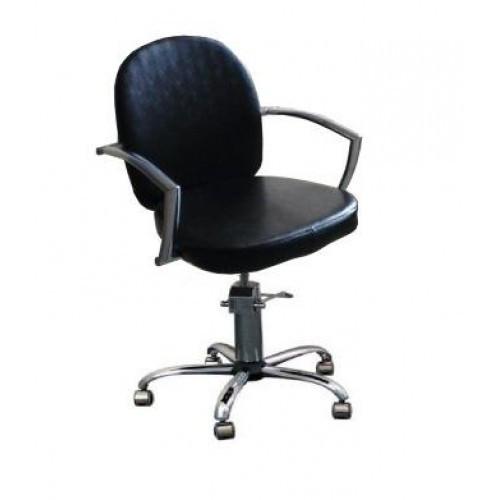 """Перукарське Крісло в перукарні економ-класу """"Лара"""" економ Крісла для клієнтів перукаря"""