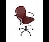 """Перукарське Крісло в перукарні економ-класу """"Лара"""" економ Крісла для клієнтів перукаря, фото 2"""