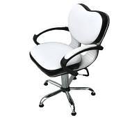 Кресло для парикмахерского салона, оригинальное парикмахерское кресло для клиентов Клио (Сlio)