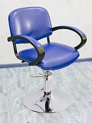 """Парикмахерские Кресла для парикмахерских """"Элиза"""" парикмахерское кресло для маникюра для клиентов салона Диск опуклый+ГИДРАВЛИКА"""