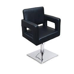 Парикмахерское Кресло клиента Эврика Кресла для парикмахерского зала для салона красоты кресло для парикмахера Квадрат опуклый, Гидравлика