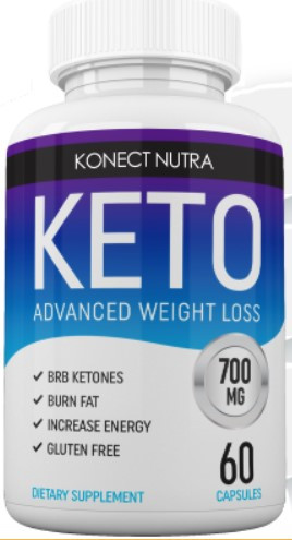 Konect Nutra Keto (Конэкт Нутра Кето) — капсули для схуднення
