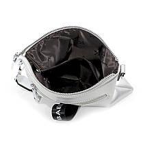 Женская сумочка-клатч Baellerry N1905 Silver стильный аксессуар для девушек женщин Бейлери, фото 3