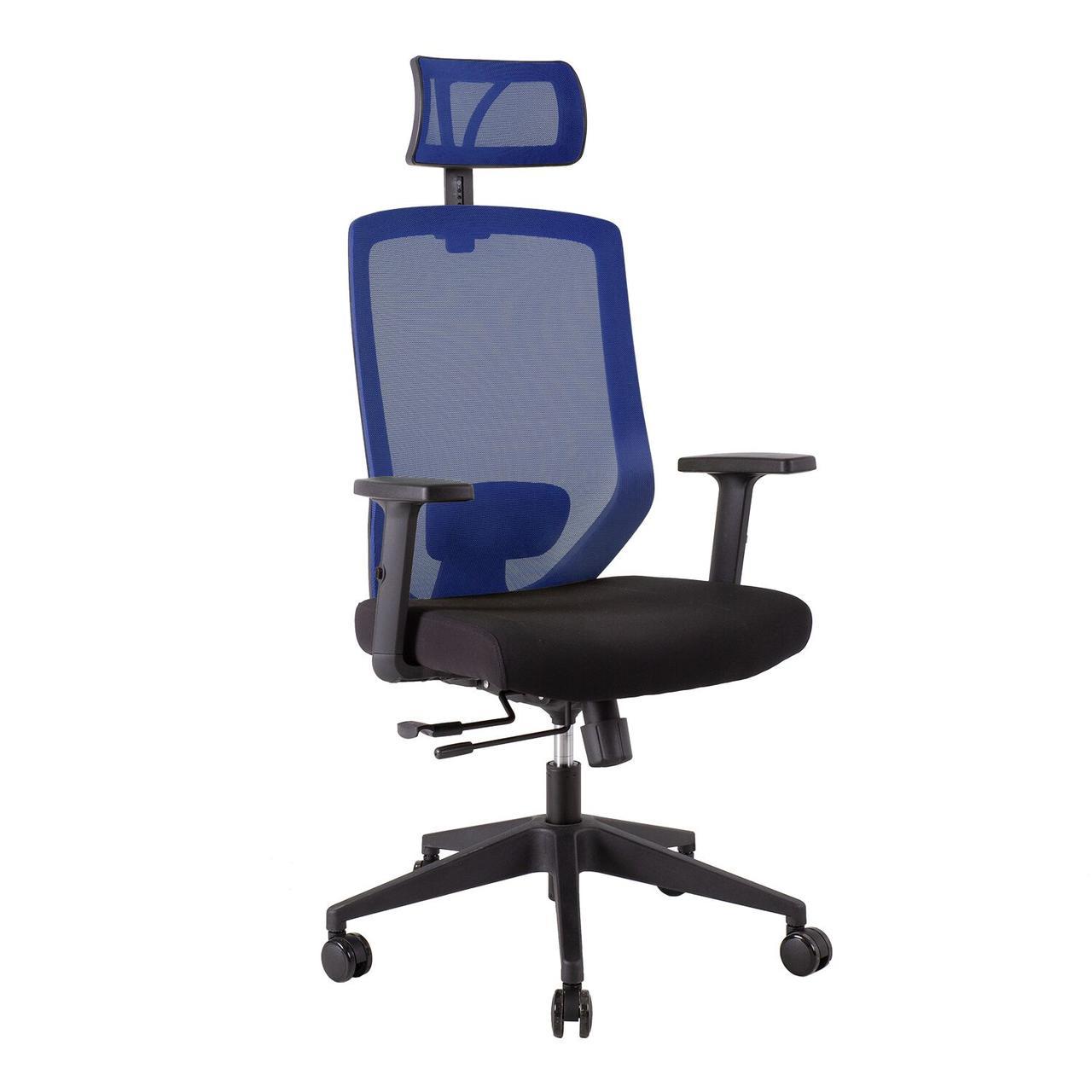 Офисное кресло Office4You Joy Black/blue (14504)