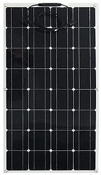 Гнучка сонячна панель 100 Вт
