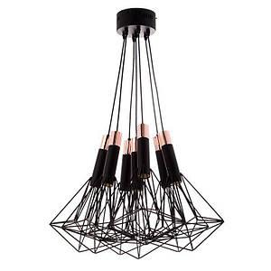 Люстра в стиле модерн  SLAVIA ZW069/7 потолочная подвесная
