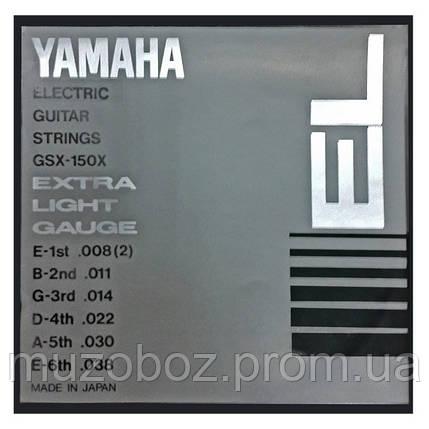 Струны Yamaha Gsx150X, фото 2