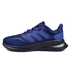 Синие мужские кроссовки для бега ADIDAS RUNFLCON ( ОРИГИНАЛ ) EG8605