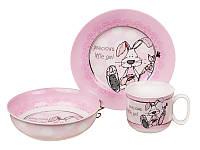 Набор детской посуды Lefard Gift set 3 предмета 985-047 детская посуда для ребенка