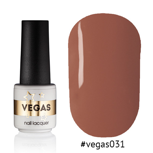 Гель лак Vegas Nail Lacquer 6г №031