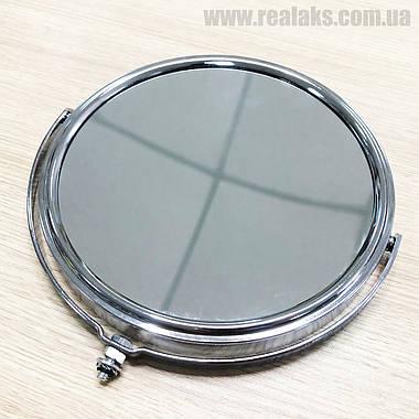 Многофункциональная кольцевая LED лампа 46'' см + штатив + зеркало YQ-480B (Black), фото 3