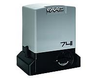 Автоматика для відкатних воріт Faac 741