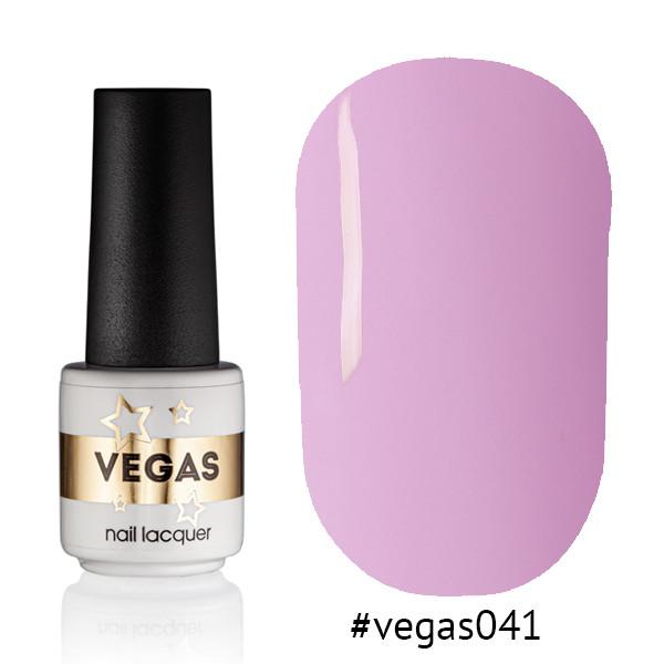 Гель лак Vegas Nail Lacquer 6г №041