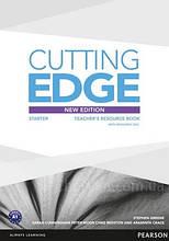 Cutting Edge Third Edition Starter Teacher's Book with Resource Disc / Книга для учителя