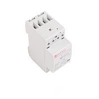 ElectroHouse Контактор модульный 4P 25A 220-230V IP20 4НО