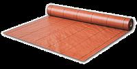 Агроткань против сорняков, коричневая, UV, 70 гр/м², размер 1,1 х 100м, ATBR7011100 BRADAS