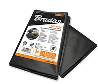 Агроволокно черное 50 гр/м², размер 2.1*10м, AWB5021010 BRADAS