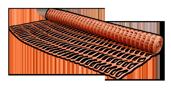 Сетка защитная, BARRIER NET, 100г/м², 90x26мм, 1x30м, AS-BR10090261030 BRADAS