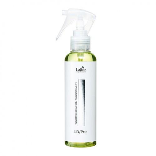 Спрей для подготовки волос к нанесению маски Lador LD program Этап 1 - спрей