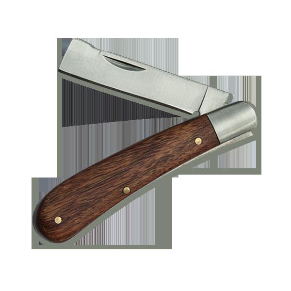 Нож садовый OKULIZAK складной (копулировочный), KT-RG1202 BRADAS
