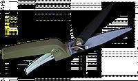 Ножницы для травы с поворотными лезвиями на 180º, TEFLON, KT-W1302 BRADAS