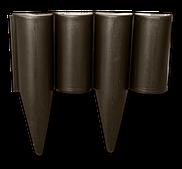 Палисад, PALGARDEN, коричневый, 2,5 м, OBP1202-002BN BRADAS