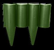 Палисад, PALGARDEN, зеленый, 2,5 м, OBP1202-002GR BRADAS