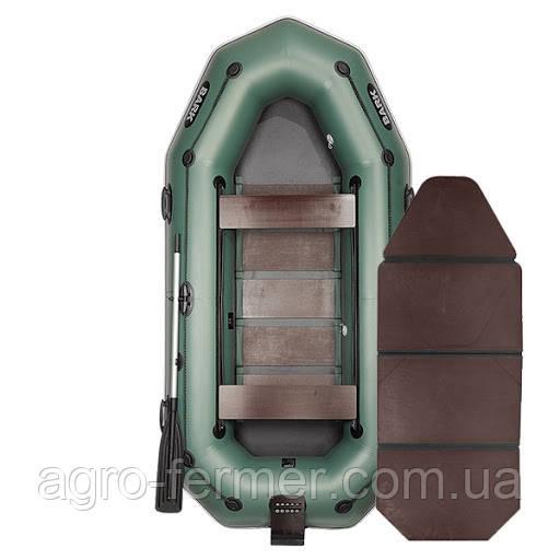 Тримісна гребний надувна лодка Bark-300NPD книжка