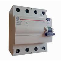 Устройство защитного отключения General Electric BPC440/030 4P AC (606209)
