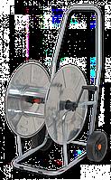 Тележка для шланга, 3/4′′ 90м, SOLID ZINCATO, AG3317 BRADAS